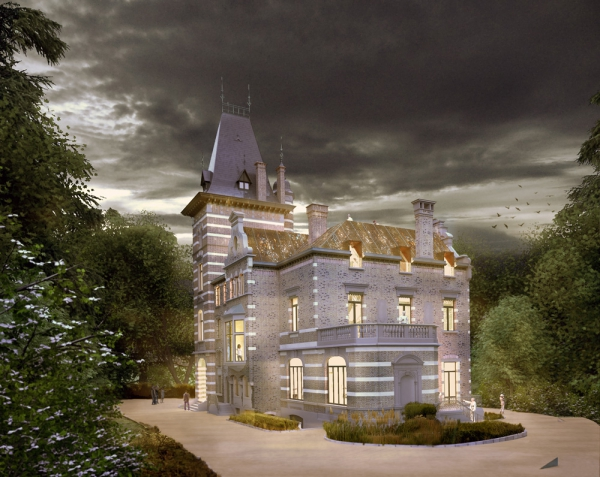 CHATEAU TOURNAY-SOLVAY