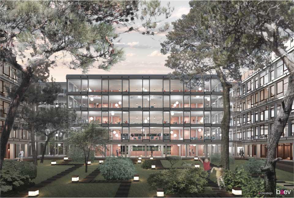 Nouveau projet : centre administratif duccle news detail mk